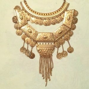 Jewelry - Gypsy Collar Necklace